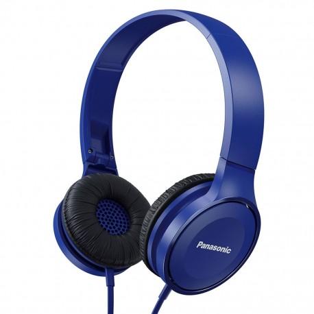 Audífonos Panasonic RP-HF100E Azul - Envío Gratuito