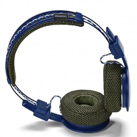 Audífonos Urbanears Hellas Active On Ear Azules - Envío Gratuito