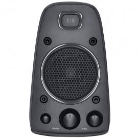 Sistema de bocinas Logitech Z625 con subwoofer y entrada de audio óptico - Envío Gratuito