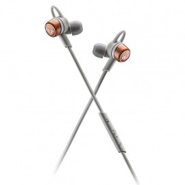 Audifonos Plantronics BackBeat Go 3 Bluetooth In Ear con funda cargadora Naranja