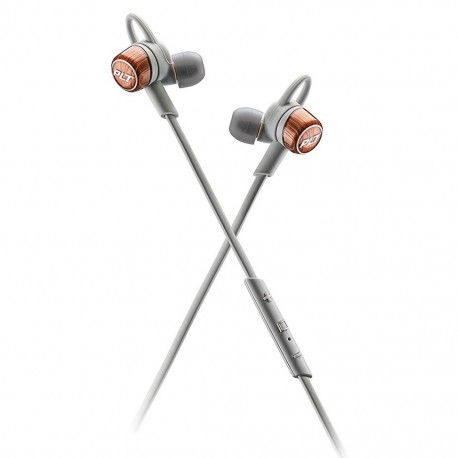 Audifonos Plantronics BackBeat Go 3 Bluetooth In Ear con funda cargadora Naranja - Envío Gratuito