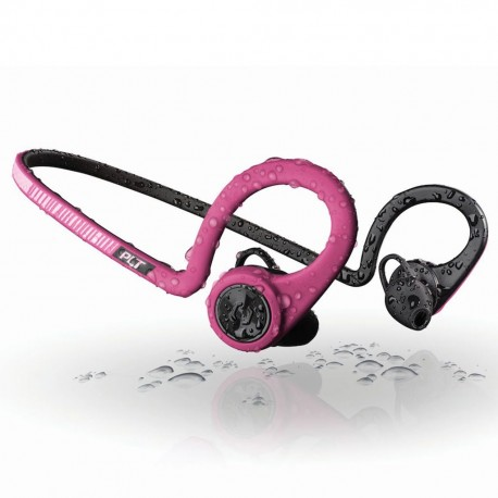 Audifonos Plantronics BackBeat Bluetooth In Ear Rosa - Envío Gratuito