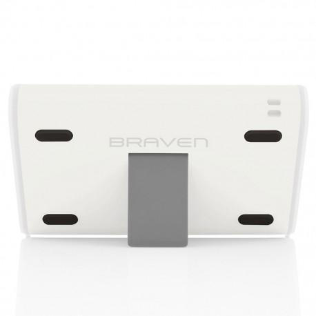 Bocina Bluetooth Braven 405 Blanco - Envío Gratuito