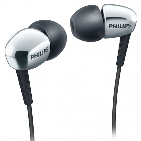 Audífonos Philips SHE3900/SL Gris - Envío Gratuito