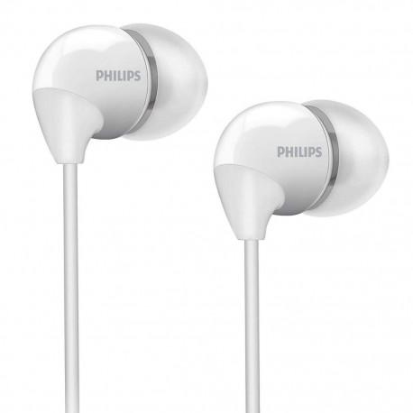 Audífonos Philips SHE3590/WT Blanco - Envío Gratuito