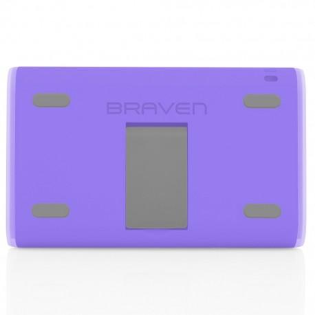 Bocina Bluetooth Braven 405 Purpura - Envío Gratuito