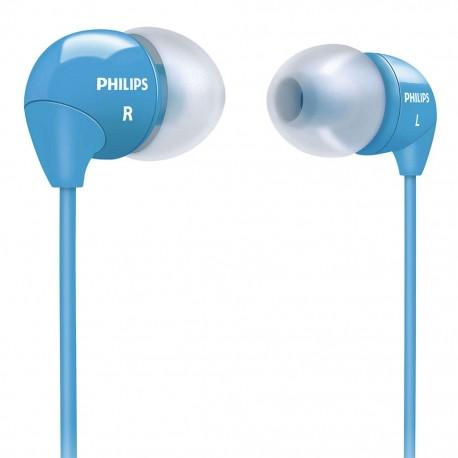 Audífonos Philips SHE3590/BL Azul - Envío Gratuito