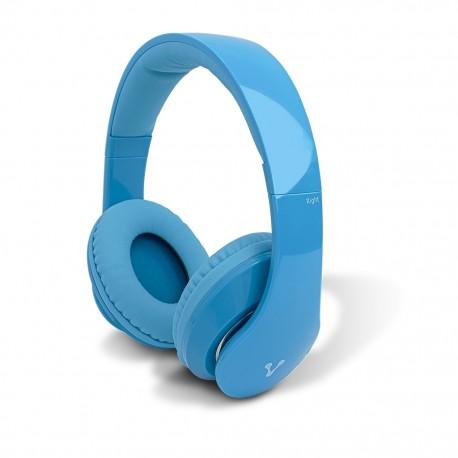 Audífonos Diadema Vorago HP-204 Azul - Envío Gratuito