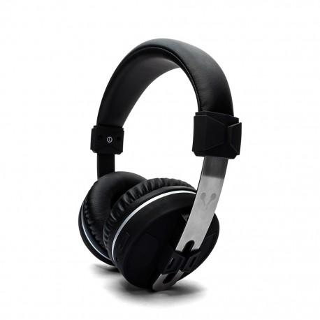Audífonos Diadema Premium Vorago HPB-600 Negro - Envío Gratuito