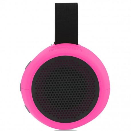 Bocina Bluetooth Braven 105 Rosa - Envío Gratuito