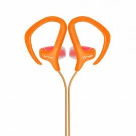Audífonos Sport Vorago ES-100 Naranja