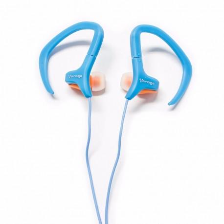 Audífonos Sport Vorago ES-100 Azul - Envío Gratuito