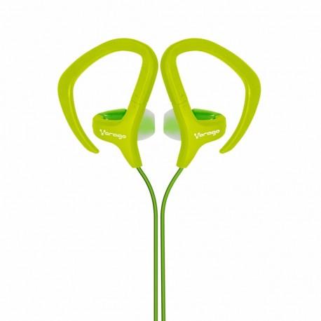 Audífonos Sport Vorago ES-100 Verde - Envío Gratuito