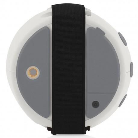 Bocina Bluetooth Braven 105 Blanco - Envío Gratuito