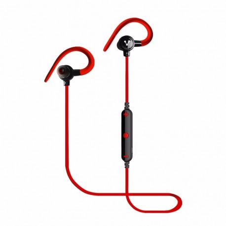 Audífonos Sport Vorago ESB-300 Rojo - Envío Gratuito