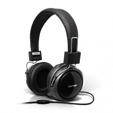 Audífonos Diadema Vorago HP-300 Negro - Envío Gratuito