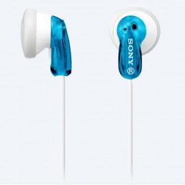 Audífonos Sony Internos E9LP Azules
