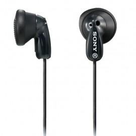 Audífonos Sony Internos E9LP Negros