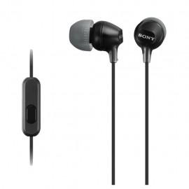 Audífonos Sony Intrauditivos EX15LP Negros
