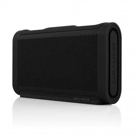 Bocinas Braven Balance Portable Bluetooth Speaker Raven Black Black Black - Envío Gratuito