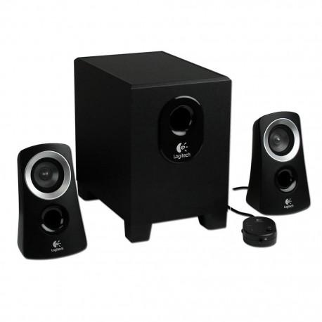 Bocina Logitech Z313 Speaker System - Envío Gratuito