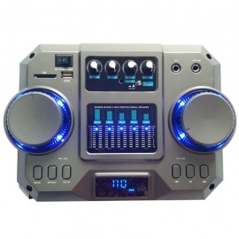 Bocina QuantumFX 15 Bluetooth SBX 31510 - Envío Gratuito