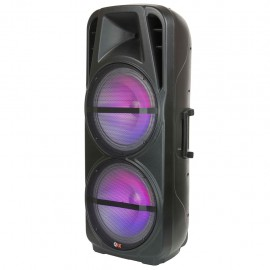 Bocina Doble QuantumFX PBX621501 Bluetooth