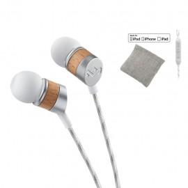 Audífonos Uplift-midnight In Ear Blancos