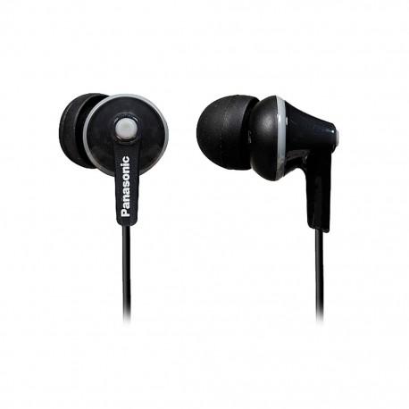 Audífonos Panasonic Negros - Envío Gratuito