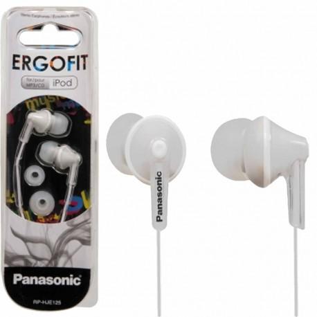 Audífonos Panasonic RPHJE125PPW - Envío Gratuito