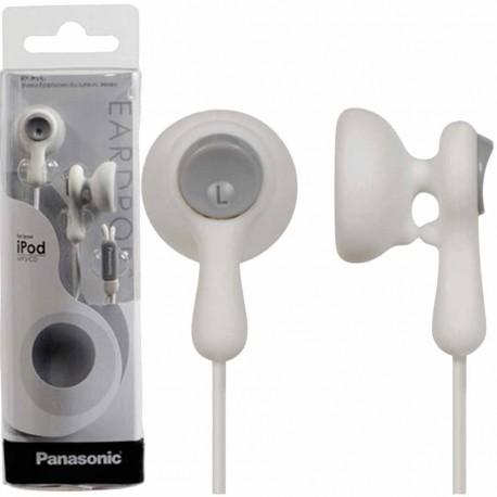 Audífonos Panasonic tipo inserción blancos - Envío Gratuito