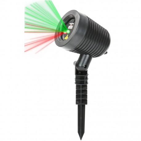 Lámpara de luces navideñas Qfx LL 2 - Envío Gratuito