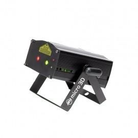 Lámpara ADJ micro 3D