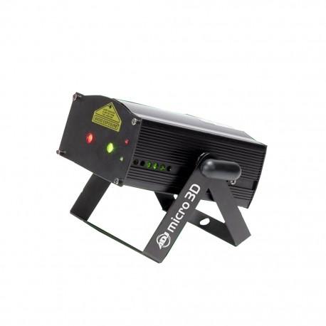 Lámpara ADJ micro 3D - Envío Gratuito