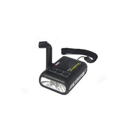 Cargador y Linterna micro led - Envío Gratuito