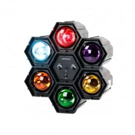 Semáforo Disco con Luces QFX