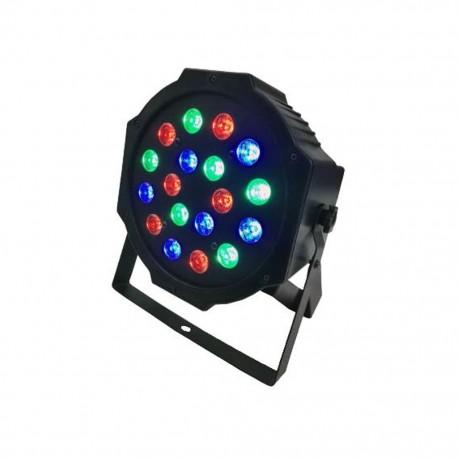 Luces LED Disco QFX - Envío Gratuito