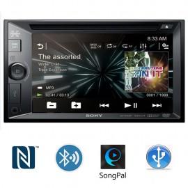 Autoestéreo Sony XAV-W650BT