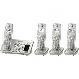 Teléfonos Panasonic KX TGE274S Link2Cell Bluetooth - Envío Gratuito