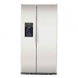 Refrigerador GE Profile Duplex 25p3 Acero Inoxidable PSMS5PGGFSS - Envío Gratuito