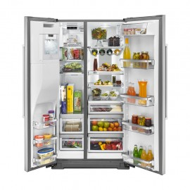 Refrigerador KitchenAid Dúplex 25p3 KRSF505ESS - Envío Gratuito