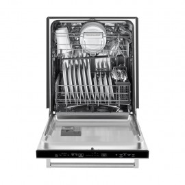 Lavavajilla kitchenAid 14 Servicios KDTE104ESS - Envío Gratuito