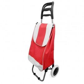 Carro De Mandado Mod 01 Rojo - Envío Gratuito