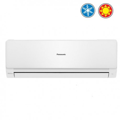Minisplit Inverter Panasonic 1.5 Toneladas Frío/Calor 220V - Envío Gratuito