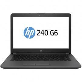 """Laptop HP 14"""" 240 G6 500GB 4GB - Envío Gratuito"""