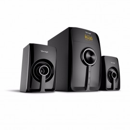 Bocinas 2.1 Bluetooth Vorago SPB-300 Negro - Envío Gratuito