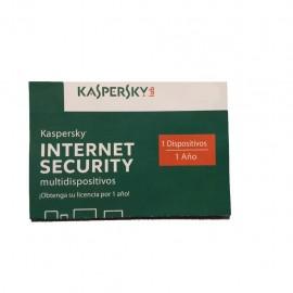 Tarjeta Antivirus Kaspersky 2015 - Envío Gratuito