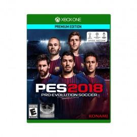 Pro Evolution Soccer 2018 Xbox One - Envío Gratuito