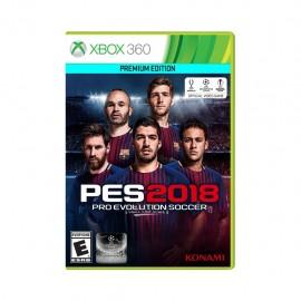 Pro Evolution Soccer 2018 Xbox 360 - Envío Gratuito