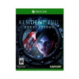 Videojuego Resident Evil: Revelations Xbox One - Envío Gratuito